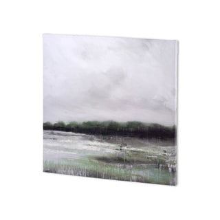 Mercana Edge of Bay ALT V4 (30 x 30 ) Made to Order Canvas Art