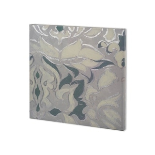 Mercana Pattern Tile II (30 x 30 ) Made to Order Canvas Art