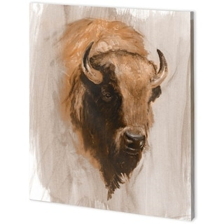 Mercana Western American Animal Study III (44 x 75) Made to Order Canvas Art