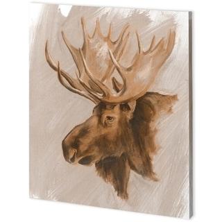 Mercana Western American Animal Study II (44 x 75) Made to Order Canvas Art