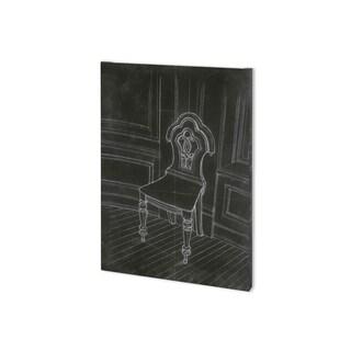 Mercana Chair Craigdarroch II (28 x 38) Made to Order Canvas Art