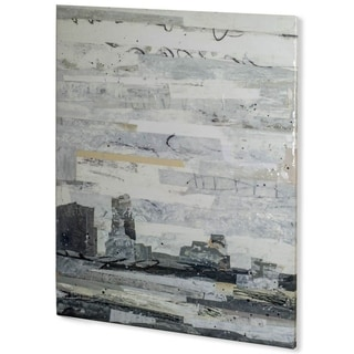 Mercana Linear Progression 3 (44 x 58) Made to Order Canvas Art