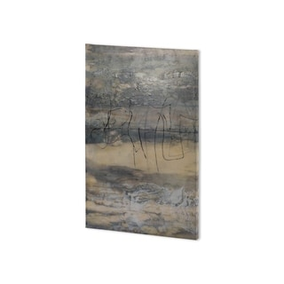 Mercana Earthen Lines I (28 x 44 ) Made to Order Canvas Art