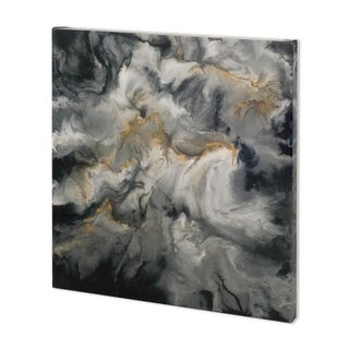 Mercana Oceanic Patterns II (44 x 44) Made to Order Canvas Art