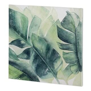 Mercana Tropical Breeze I (44 x 44 ) Made to Order Canvas Art
