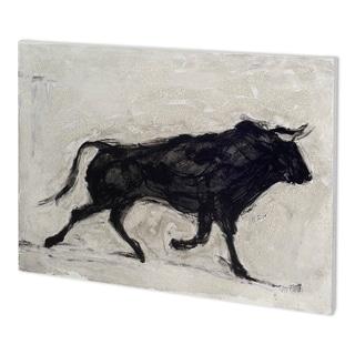 Mercana Toro II (49 x 38) Made to Order Canvas Art