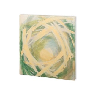 Mercana Brushstrokes II (30 x 30) Made to Order Canvas Art