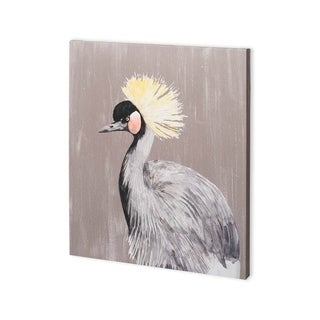 Mercana Vibrant Plumage II (30 x 37) Made to Order Canvas Art