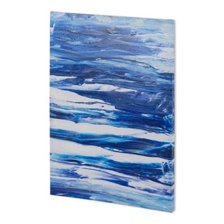 Mercana Rising Tide II (35 x 57 ) Made to Order Canvas Art