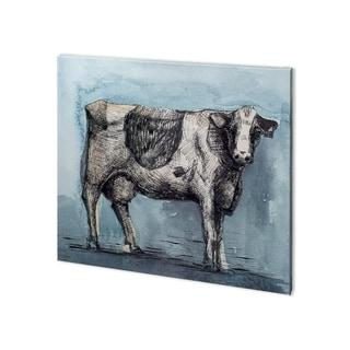 Mercana Farm Livestock II (33 x 30) Made to Order Canvas Art