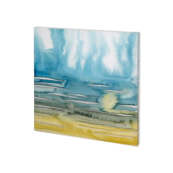 Mercana Rising Vapors II (30 x 30) Made to Order Canvas Art