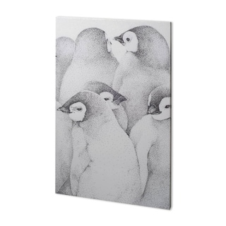 Mercana Marching I (38 x 61) Made to Order Canvas Art