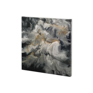 Mercana Oceanic Patterns II (30 x 30) Made to Order Canvas Art