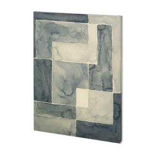 Mercana Blockade II (38 x 50) Made to Order Canvas Art