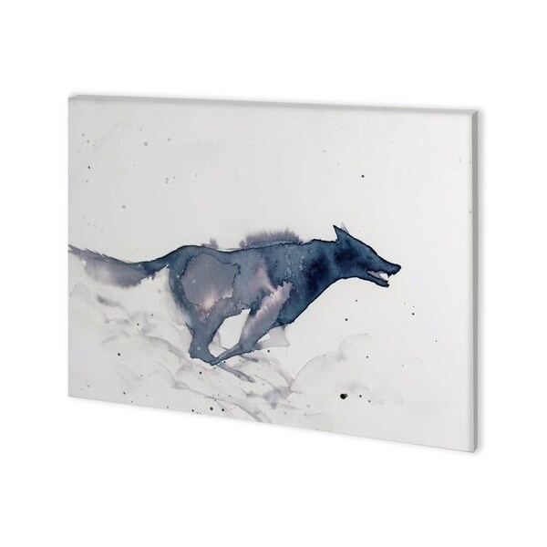 Mercana WOLF (36 x 26) Made to Order Canvas Art