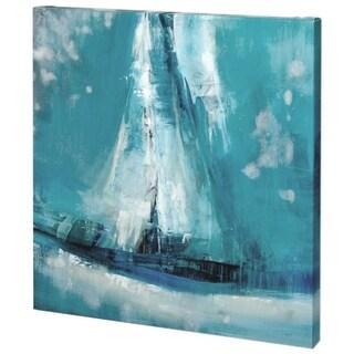 Mercana Away We Go I (44 x 44) Made to Order Canvas Art