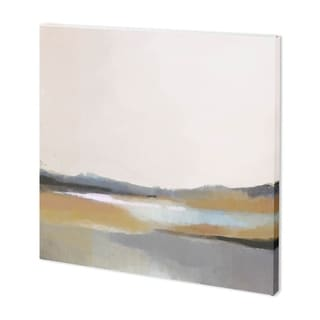 Mercana Grey Dunes II (44 x 44) Made to Order Canvas Art
