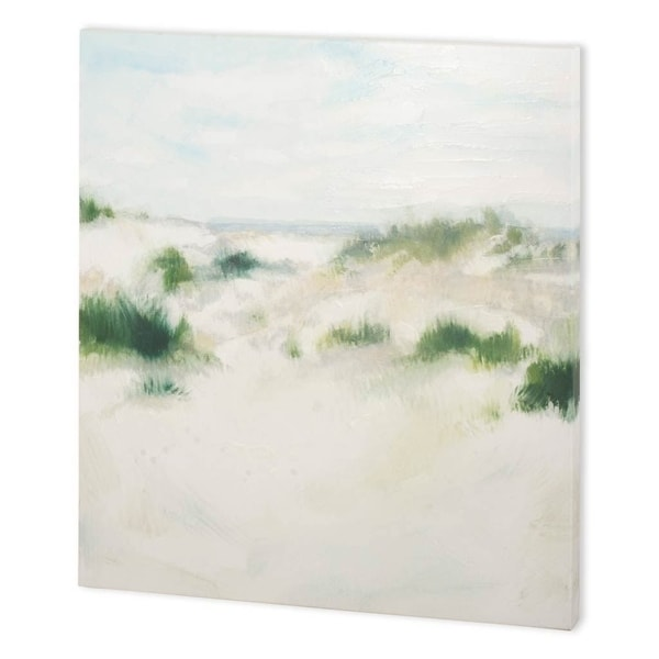 Mercana White Sands I (44 x 44) Made to Order Canvas Art