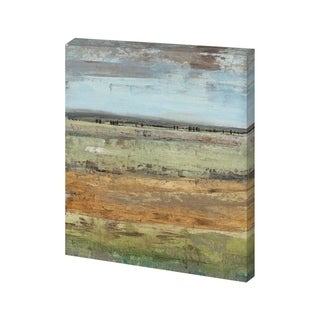 Mercana Field Layers III (30 x 38) Made to Order Canvas Art