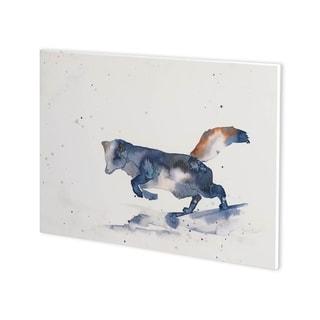 Mercana FOX (36 x 26) Made to Order Canvas Art