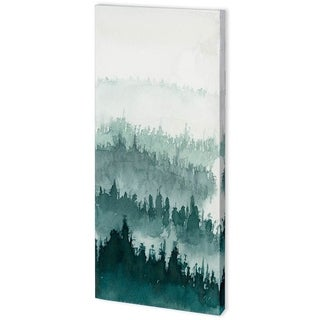 Mercana Waves of Tree III (30 x 60) Made to Order Canvas Art