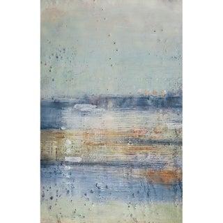 Mercana Glimmer II (24 X 38) Made to Order Canvas Art