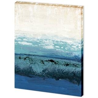 Mercana Sapphire Cove II (41 x 54) Made to Order Canvas Art