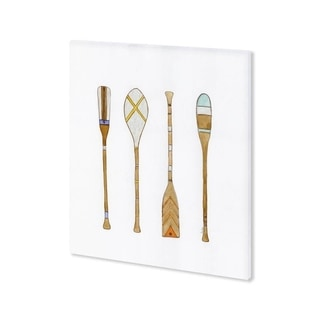 Mercana Oars II (30 x 36) Made to Order Canvas Art
