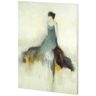 Mercana Romantic Poise I (44 x 56) Made to Order Canvas Art
