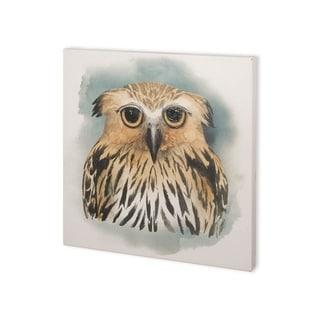 Mercana Greenwood Animals II (30 x 30) Made to Order Canvas Art