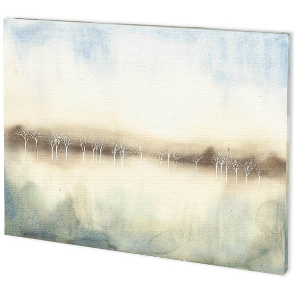 Mercana Mid Morning Mist II (58 x 44) Made to Order Canvas Art