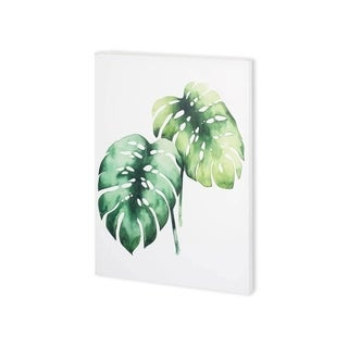 Mercana Tropical Plant I (30 x 37) Made to Order Canvas Art