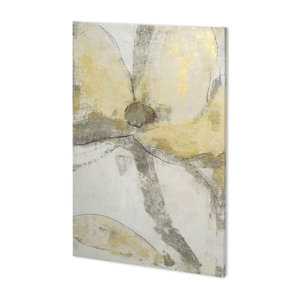 Mercana Une Fleur I (36 x 54) Made to Order Canvas Art