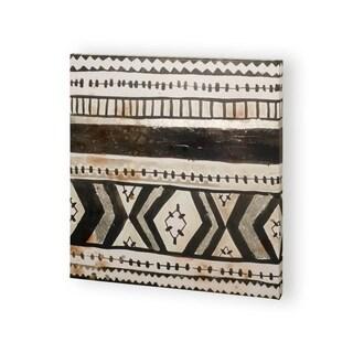 Mercana Tribal Echo II (30 x 30) Made to Order Canvas Art