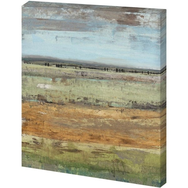 Mercana Field Layers III (41 x 52) Made to Order Canvas Art