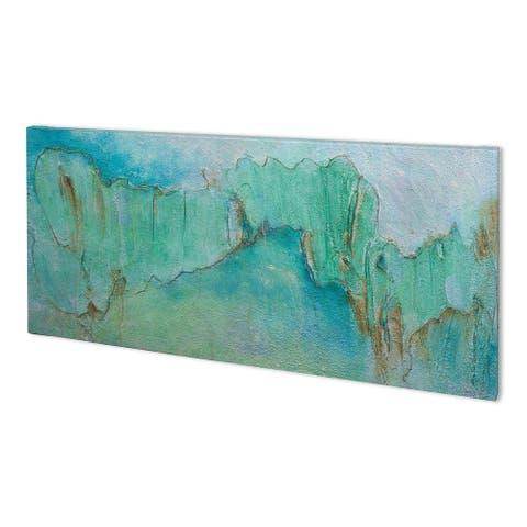 Mercana Break Through I (60 x 30) Made to Order Canvas Art