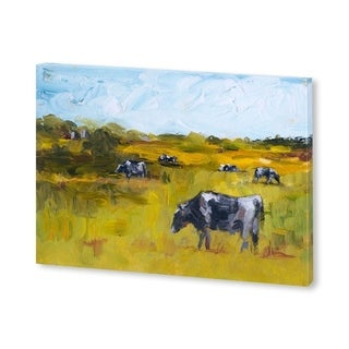 Mercana Rural View II(30 X 20) Made to Order Canvas Art
