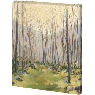 Mercana Delicate Forest II (41 x 54) Made to Order Canvas Art