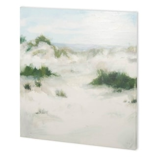 Mercana White Sands II (44 x 44) Made to Order Canvas Art