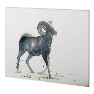 Mercana Sheep (52 x 38) Made to Order Canvas Art