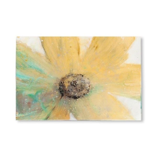 Mercana Floral Spirit II (MC) (36 X 27) Made to Order Canvas Art