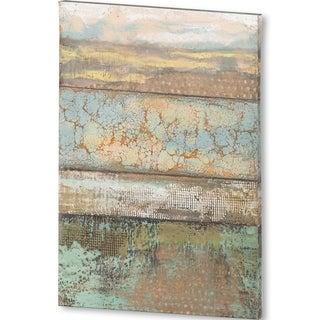 Mercana Segmented Textures I (40 X 60) Made to Order Canvas Art