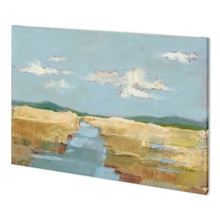 Mercana Summer Wetland II (51 x 38) Made to Order Canvas Art