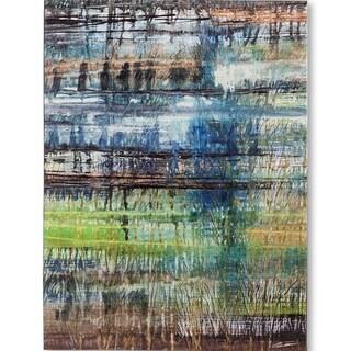 Mercana Rushes I (MC) (38 X 50) Made to Order Canvas Art