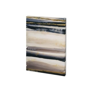 Mercana Gilded Gray III (28 x 35) Made to Order Canvas Art