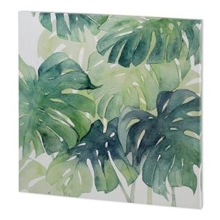 Mercana Tropical Breeze II (44 x 44 ) Made to Order Canvas Art