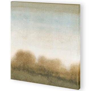 Mercana Golden Treeline II (43 x 52) Made to Order Canvas Art