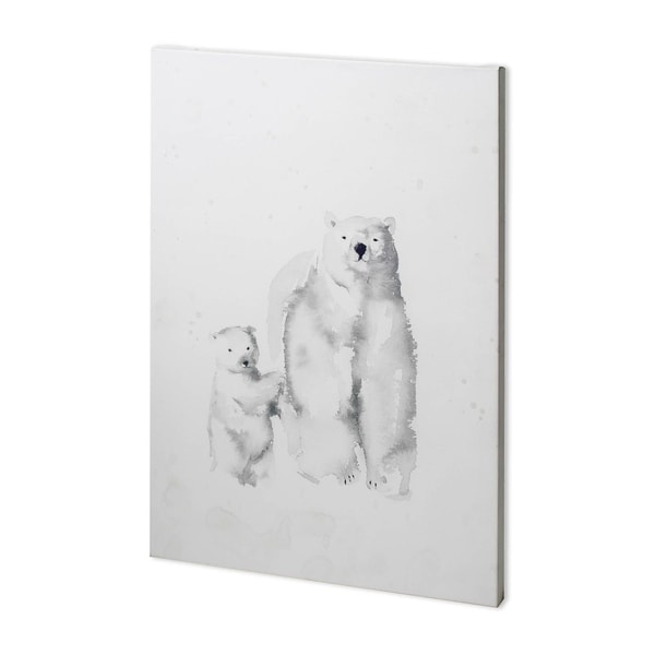 Mercana Mom & Cub II (38 x 53) Made to Order Canvas Art