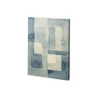 Mercana Blockade I (28 x 38) Made to Order Canvas Art