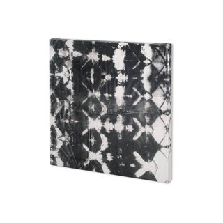 Mercana Graphic Shibori II (30 x 30) Made to Order Canvas Art